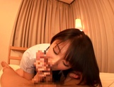 Nana Usami superb Japanese amateur POV sex picture 15