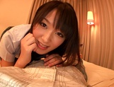 Nana Usami superb Japanese amateur POV sex picture 3