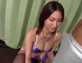 Alluring babe Tomoda Ayaka enjoys sex a lot