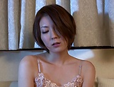 Sena Ryou gets kinky solo indoors picture 10