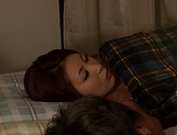 Sena Ryou gets kinky solo indoors picture 3