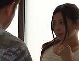 Inviting beauty Ayaka Yuuko sucking dick lustily picture 7