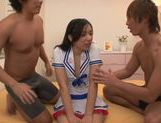 Reira Maki Asian babe is lovely horny milf