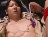 Adorable Yurika Myaji enjoys deep pleasure picture 9