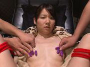 Adorable Yurika Myaji enjoys deep pleasure