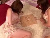 Group action wtih Yukiko Suo & Miku Ohashi picture 15