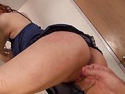 Yui Aikawa is a babe who loves deep anal