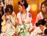 Maria Ozawa and other Japanese models are having an orgy picture 4