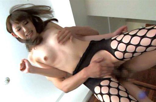 Horny AV sex doll Ayu Sakurai gets impaled on throbbing dick
