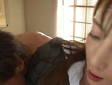 Fuyutsuki Kaede nailed awesomely in a threesome