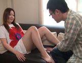Busty Japanese AV model is a teen sex doll enjoys hardcore rear fuck