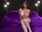 Anal sex with amateur Asian wife Ayumi Shinoda