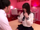 Young Akane Azusa gets fucked by horny teacher picture 6