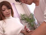 Doggy-style sex with sexy babe Yuuka Minase picture 13