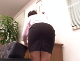 Cute lesbian babes get naughty and fuck picture 12