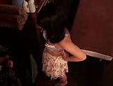 Sexy Asian milf enjoys a steamy hot massage