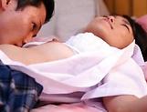 Hot babe Ai Yuzuki getting her wet tight hole nailed
