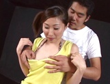Enchanting Rua Maino banged hard and creamed picture 10