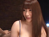 Saegusa Chitose superb anal play with toys and dildos picture 6