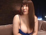 Saegusa Chitose superb anal play with toys and dildos picture 9