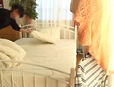Amateur Japanese AV Model enjoys massage and anal penetration
