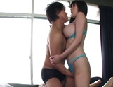 Exotic Asian milf, Miki Ichiki gets hot position 69 and more picture 15