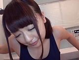 Sweet Tsujii Yuu enjoys a nasty ass insertion picture 15