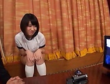 Koizumi Mari gets her juicy holes fucked picture 2