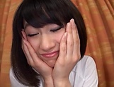 Koizumi Mari gets her juicy holes fucked picture 6