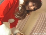 Anna Watase Costume Santa Fuck Japanese babe Is A Genuine Ho Ho Ho!