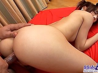 Arisa Likes Getting Fucked From Behind Doggy Style