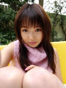 Aya Shiraishi Naughty Asian Model Happily Cooks In The Kitchen
