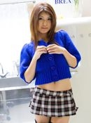 Azumi Harusaki Lovely Japanese Model Shows Her Stuff