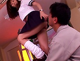 Yuma Asami enjoys a sensual hardcore fuck
