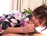 Aoi Tsukasa enjoys a spicy hardcore session picture 11