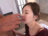 Tatsumi Yui enjoys a wild hardcore shag picture 11