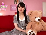 Hot bukkake scenes with horny Japanese teen, Nagomi picture 13