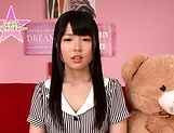 Hot bukkake scenes with horny Japanese teen, Nagomi picture 4