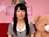 Hot bukkake scenes with horny Japanese teen, Nagomi picture 8
