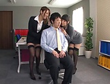 Naughty Ayu Sakurai  gets kinky with a teacher.