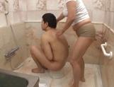 Sexy babe Ikumi Kondou enjoys a lovley shag picture 11