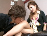 Sexy Asada moans when penetrated deep picture 8