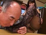 Mature Yukari Orihara gets smashed hard picture 11
