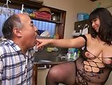 Mature Yukari Orihara gets smashed hard