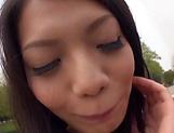 Hodaka Yuuki loves a throbbing car sex picture 11
