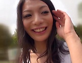 Hodaka Yuuki loves a throbbing car sex picture 9