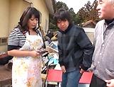 Mature Yukari Orihara has a wild fuck
