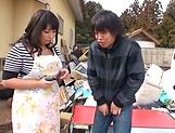 Mature Yukari Orihara has a wild fuck picture 11