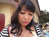 Mature Yukari Orihara has a wild fuck picture 12