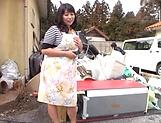 Mature Yukari Orihara has a wild fuck picture 13